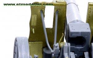 German 15cm sIG33 Infantry Gun  (Vista 4)