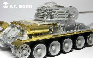 Soviet T-34/85 Basic  (Vista 1)
