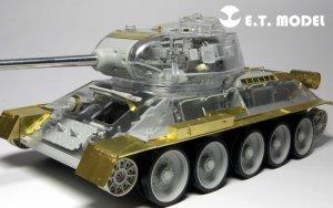 Soviet T-34/85 Basic  (Vista 3)