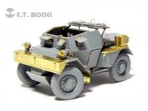 British Daimler DINGO Mk.I/II/III - Ref.: ETMO-E35022
