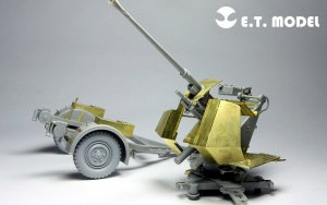 German 3.7cm FLAK 37 Anti-Aircraft Gun  (Vista 3)