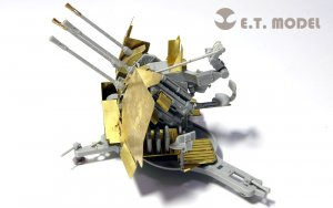 German 2cm FLAK 38 Anti-Aircraft Gun - Ref.: ETMO-E35027