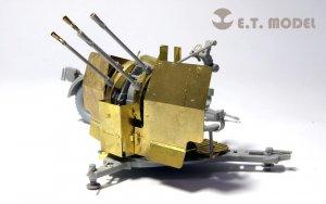 German 2cm FLAK 38 Anti-Aircraft Gun  (Vista 6)