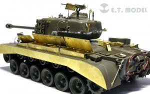 M26 Pershing Medium Tank Stowage Bins  (Vista 1)