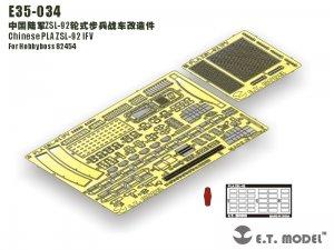 Chinese PLA ZSL-92 IFV  (Vista 6)