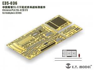 Chinese PLA ZSL-92B IFV  (Vista 6)