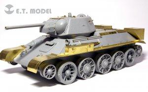 Soviet T-34/76 Mod.1942 Stamped Turret  (Vista 1)