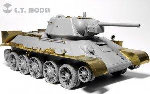 Soviet T-34/76 Mod.1942 Stamped Turret  (Vista 2)
