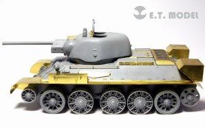 Soviet T-34/76 Mod.1942 Stamped Turret  (Vista 4)
