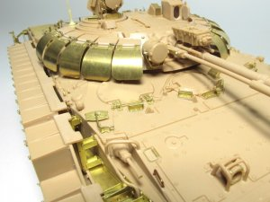 BMP-3 IFV w/ Add-On Armor (Armor part )  (Vista 4)