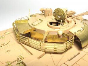 BMP-3 IFV w/ Add-On Armor (Armor part )  (Vista 5)