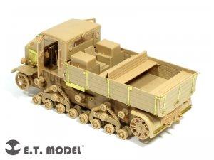 Voroshilovets Tractor   (Vista 2)