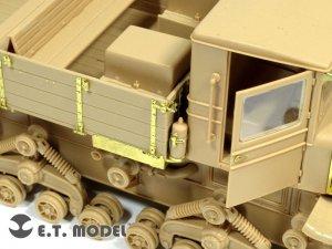 Voroshilovets Tractor   (Vista 3)