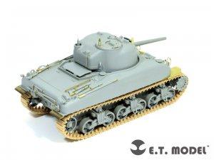 US ARMY M4A1 DV Mid Tank  (Vista 2)