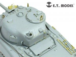 US ARMY M4A1 DV Mid Tank  (Vista 4)