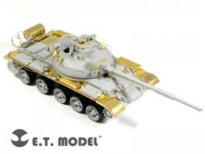 Russian T-62 Mod.1972 Basic  (Vista 1)