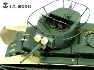 Soviet BT-7 Mod.1935 Basic  (Vista 4)