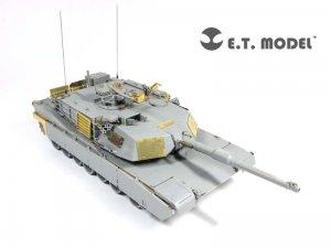 M1A1 AIM MBT  (Vista 1)