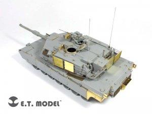 M1A1 AIM MBT  (Vista 2)