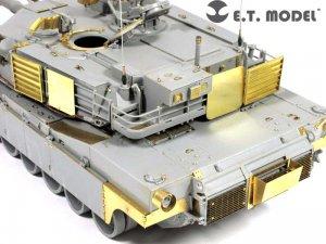 M1A1 AIM MBT  (Vista 3)