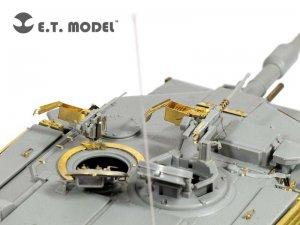 M1A1 AIM MBT  (Vista 5)