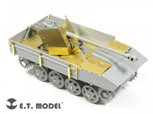 German 7.5cm Pak 40/4 auf RSO - Ref.: ETMO-E35070