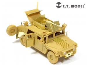 US ARMY M1114 HUMVEE Basic  (Vista 1)