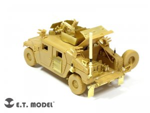 US ARMY M1114 HUMVEE Basic  (Vista 2)