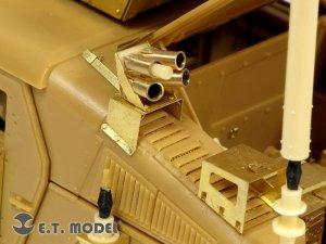 US ARMY M1114 HUMVEE Smoke Discharger  (Vista 4)
