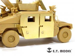 US ARMY M1114 HUMVEE Interim Add Amour  (Vista 1)