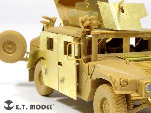 US ARMY M1114 HUMVEE Interim Add Amour  (Vista 2)