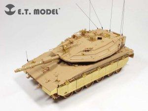 Israel Merkava Mk.IV Tank Basic  (Vista 1)