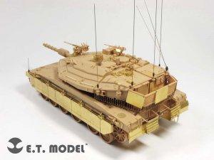 Israel Merkava Mk.IV Tank Basic  (Vista 2)