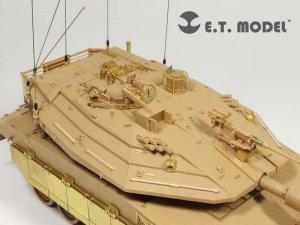 Israel Merkava Mk.IV Tank Basic  (Vista 3)