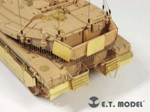Israel Merkava Mk.IV Tank Basic  (Vista 4)