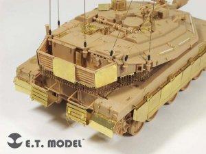 Israel Merkava Mk.IV Tank Basic  (Vista 5)