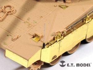 Israeli Merkava Mk.IV Tank Side Skirts T - Ref.: ETMO-E35095