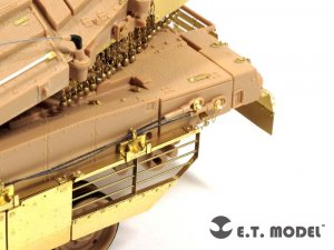 Israeli Merkava Mk.IV Tank Side Skirts T  (Vista 2)