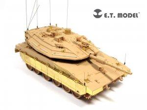 Israeli Merkava Mk.IV Tank LIC Basic - Ref.: ETMO-E35097