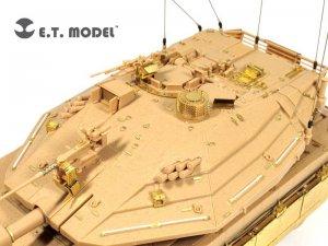 Israeli Merkava Mk.IV Tank LIC Basic  (Vista 2)