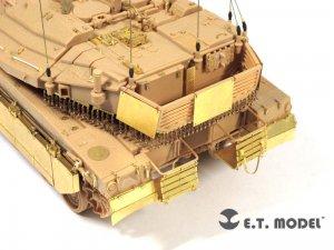 Israeli Merkava Mk.IV Tank LIC Basic  (Vista 4)