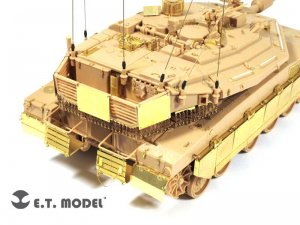 Israeli Merkava Mk.IV Tank LIC Basic  (Vista 5)