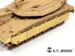 Israeli Merkava Mk.IV Tank LIC Side Skir  (Vista 1)
