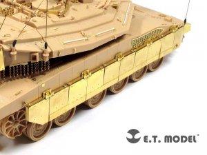 Israeli Merkava Mk.IV Tank LIC Side Skir  (Vista 2)