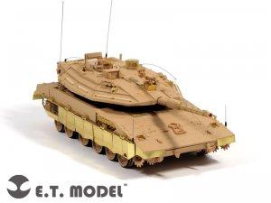 Israeli Merkava Mk.IV Tank Basic - Ref.: ETMO-E35101