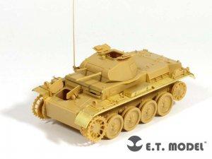 German Pz.Kpfw.II Ausf.D1 - Ref.: ETMO-E35107