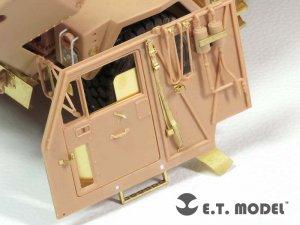 Modern U.S. M1070 Truck Tractor Interior  (Vista 5)