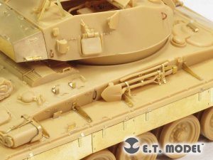 US Light Tank M-24  (Vista 4)
