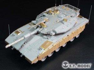 Israel Merkava Mk.3D Tank Basic  (Vista 1)