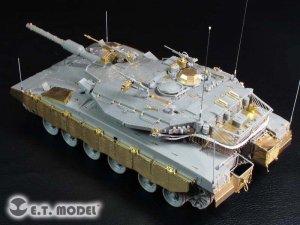 Israel Merkava Mk.3D Tank Basic  (Vista 2)